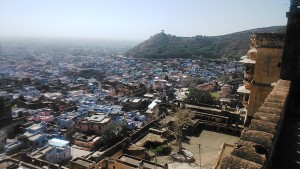 Bundi, vista panoramica dal Bundi Palace.
