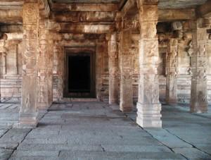 Karnataka, Kamalapura. Pattabhirama Temple, sec. XVI.