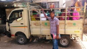 Karnataka,Kalamapura. Trasporti.