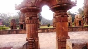 Orissa, Bhubaneswar. Shiddeswara Temple, sec. VII.
