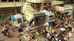 Orissa, Puri. Entrata al Jagannath Temple. Secolo XII.