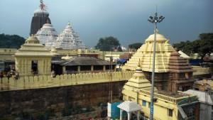 Orissa, Puri. Jagannath Temple, XII secolo.