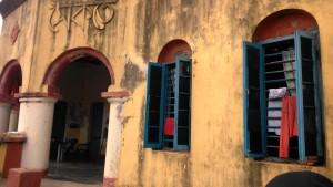 Orissa, Puri. Le finestre della mia camera.