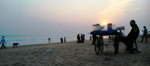 Puri, 11 gennaio 16. tramonto.
