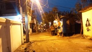 Puri, 23 gennaio 2016.C.T. Road, interni.