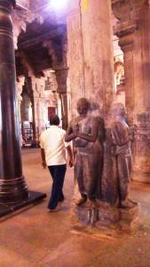 Sri Ranganathaswami Temple, interno del complesso.