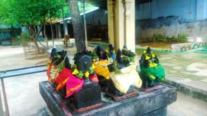 Tamil Nadu, Kanyakumari. Il millennario tempio Gunganatham.