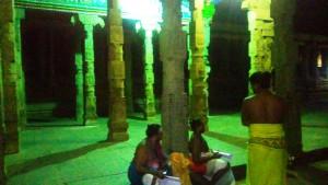 Tamil Nadu, Madurai.Interno del Sri Meenakshi Temple, XVI sec.