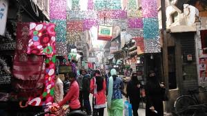 Varanasi, 13 dicembre 2016. Quartiere musulmano 13-12