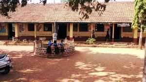 Gangavali, 7 febbraio 2017. Scuola per bambini e bambine dai 6 ai 12 anni.