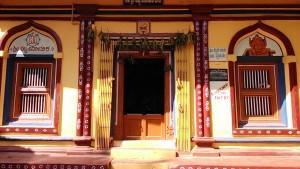 Gokarna, 8 febbraio 2017. Tempio accanto alla Koorti Teertha, la grande cisterna.