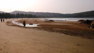 Gokarna, Kudle beach, 16 gennaio 2017