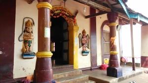 La facciata del Rama T
