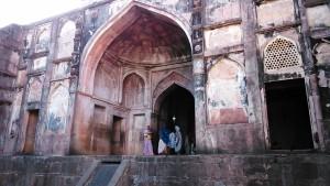 Mandu, 29 dicembre 2016. Il tempio indu del XVI secolo.