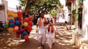 Varanasi, 14 marzo 17