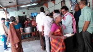 mensa ashram