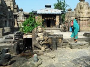 Baijnath, Uttarakhand, India, 20 aprile 2017. Baijanath Temples, IX-XII secolo.