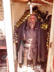 Bhairava, (terribile, in sanscrito), una reincarnazione di Shiva.